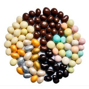 Орехи и сухофрукты в глазури и шоколаде