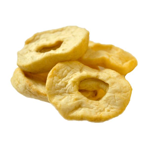 Яблоки сушеные кольца