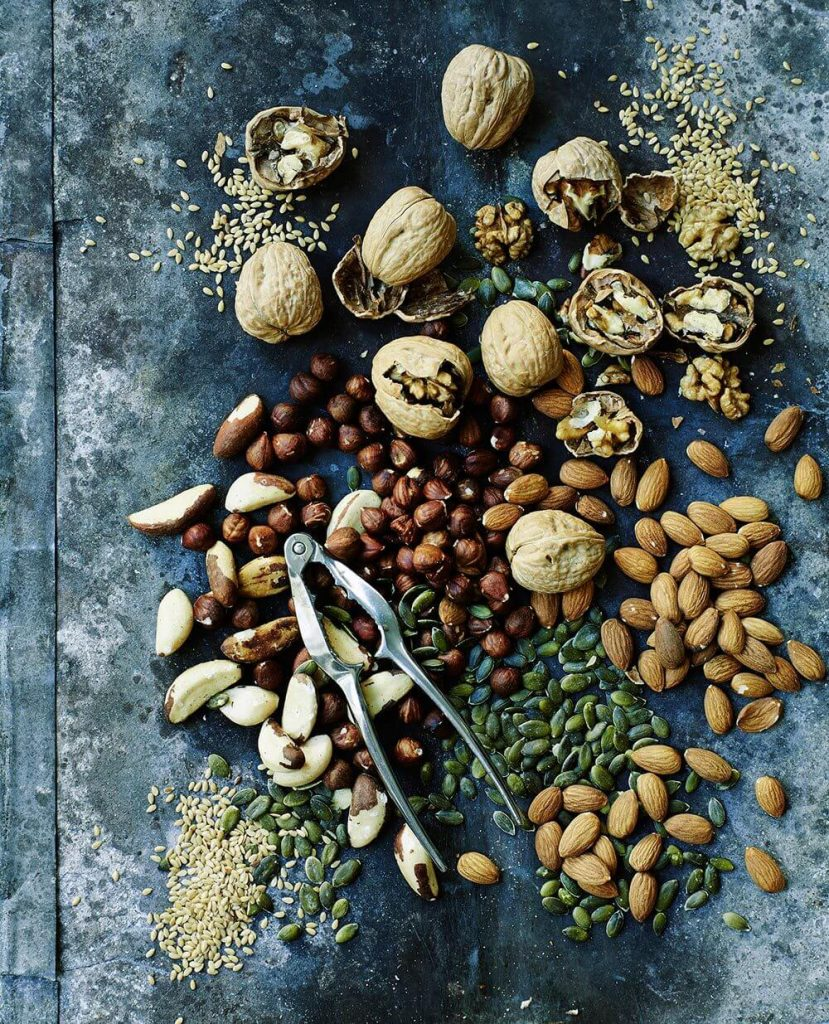 Грецкий орех - полезное дополнение Вашего рациона