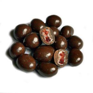 Вишня в  шоколадной глазури (упак.3кг)