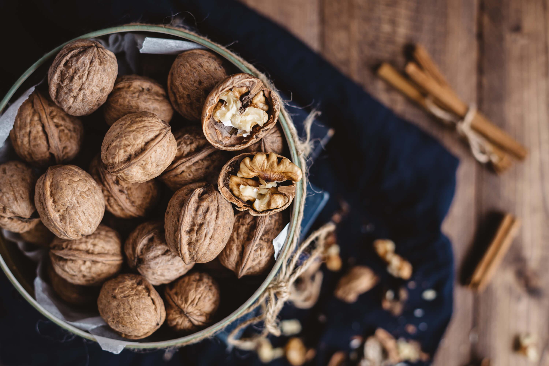 Фрукты, овощи, ягоды и орехи, которые помогают поддерживать организм в тонусе
