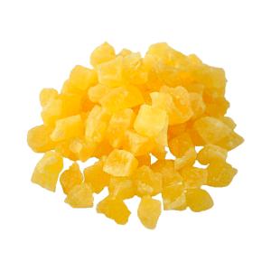 Ананас цукат кубик