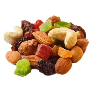 Ассорти ( смесь орехов и сухофруктов)