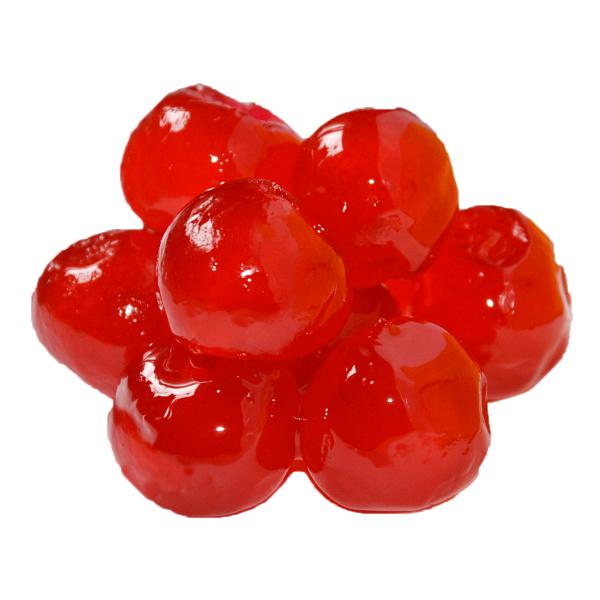 Черешня  красная цукат