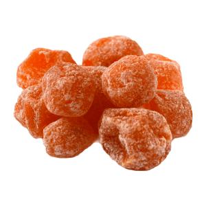 Кумкват цукат  в сахарной пудре