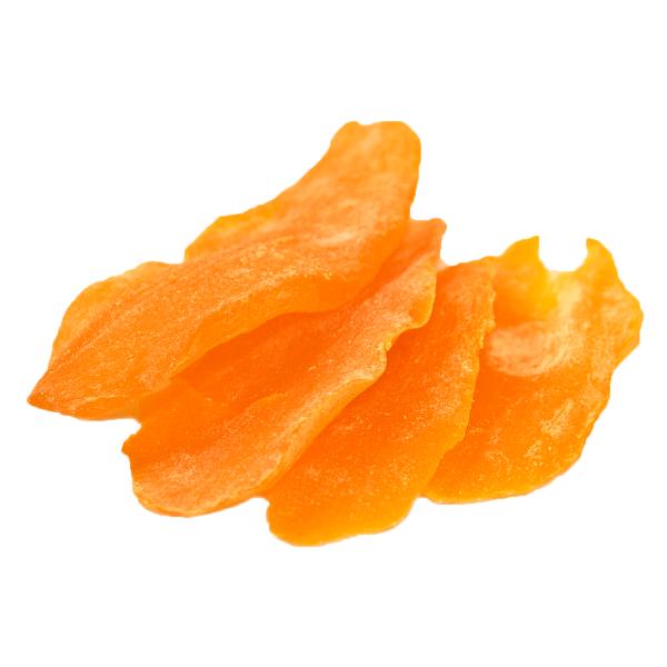 Манго цукат лист