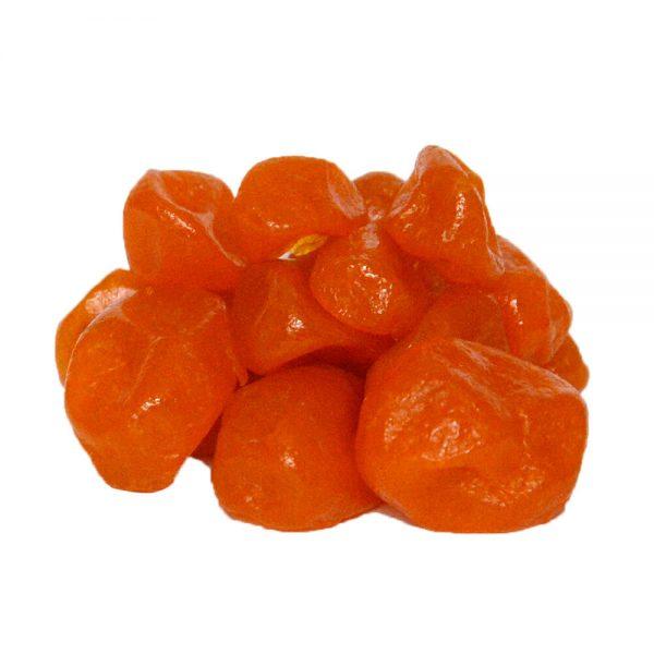Кумкват цукат  оранжевый