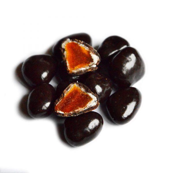 Курага  в шоколадной глазури (упак.3кг)