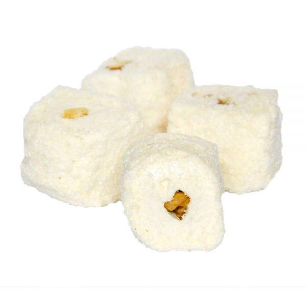 Полезные сладости: рахат-лукум, цукаты, орешки