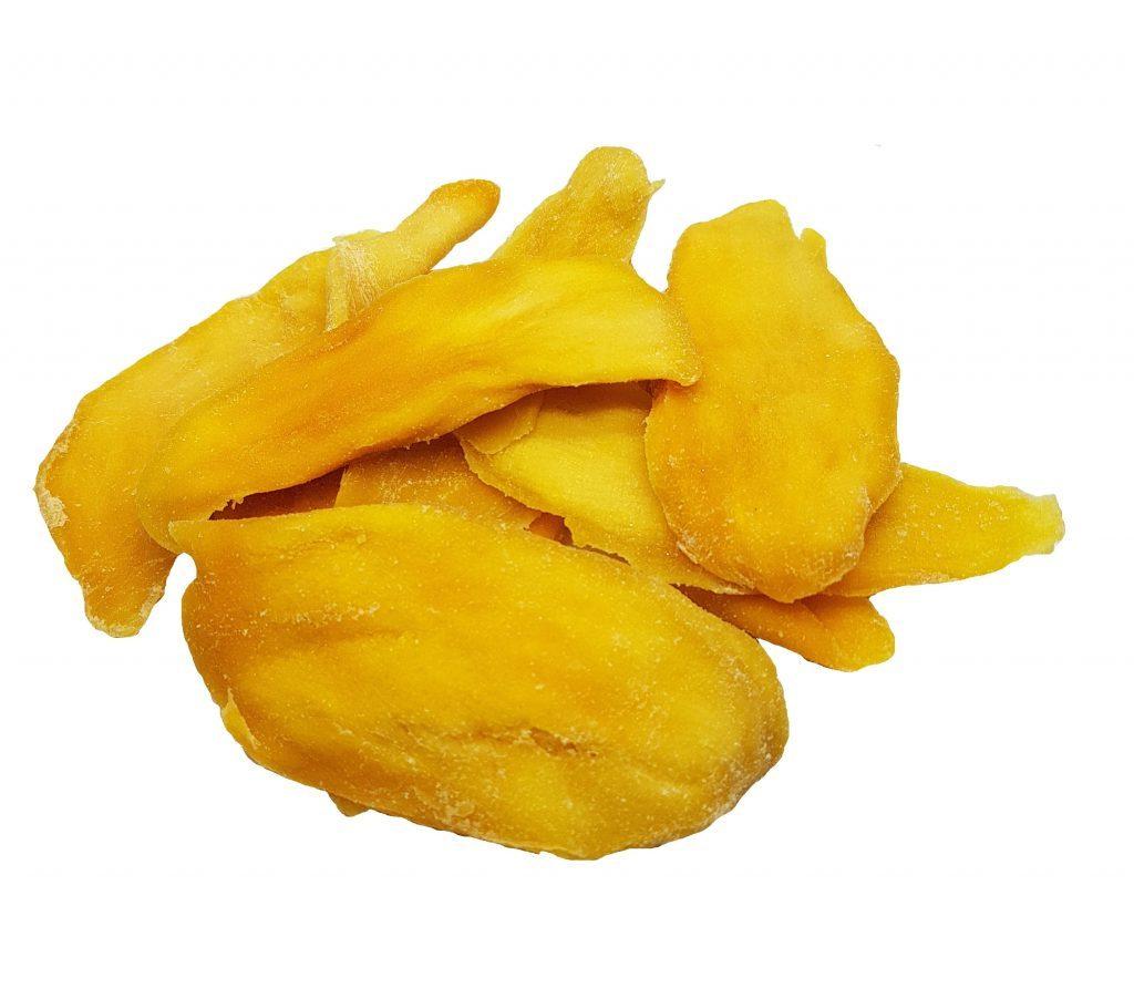 Манго натуральное листочки