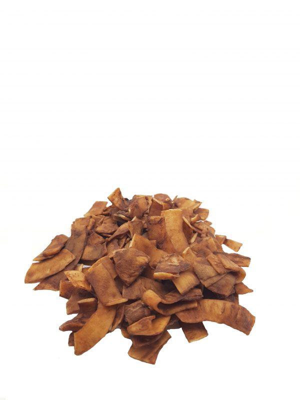 Кокосовые чипсы со вкусом шоколада