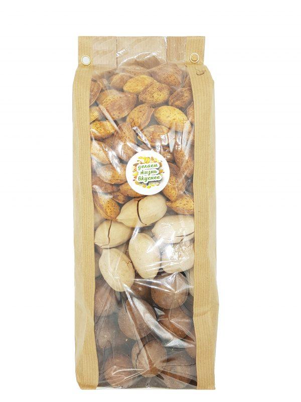 """Набор щелкунчик """"Орехи для потехи"""" 900гр"""