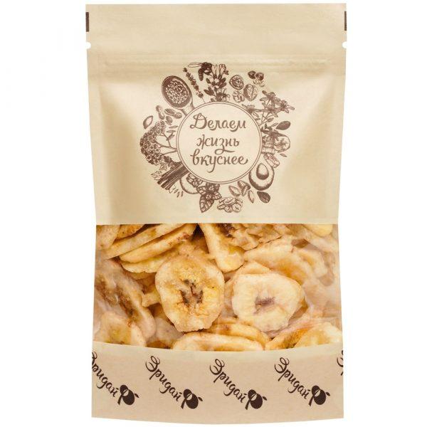БАНАНОВЫЕ чипсы, Филиппины, 180 гр.