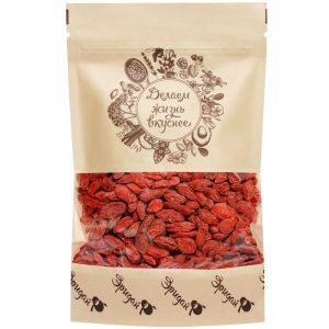 ГОДЖИ ягоды сушеные, 180 гр.