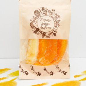 КАНТАЛУПА (Тайская дыня) цукаты, 180 гр.
